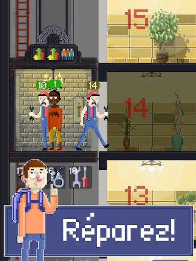 Simulateur d'ascenseur  captures d'u00e9cran 11