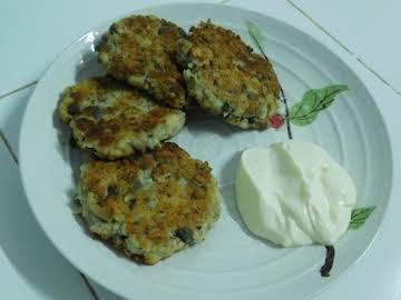 Chicken & Mushroom Patties (Kotlety)