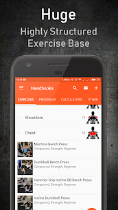 GymUp Workout Notebook PRO 3