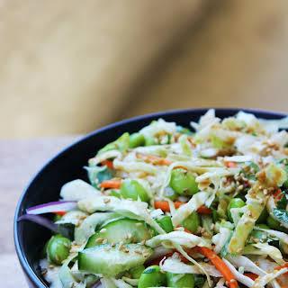 Chopped Crunchy Asian Salad.