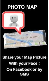Photo Map - náhled