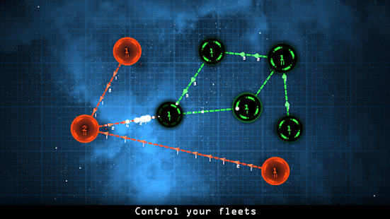 Little Stars 2.0 - Sci-fi Strategy Game Screenshot