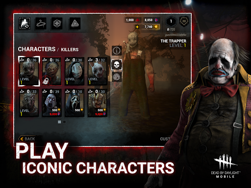 Dead by Daylight Mobile 3.7.3019 screenshots 13