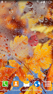 Autumn Live Wallpaper HD- screenshot thumbnail