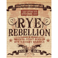 Logo of Full Pint Rye Rebellion