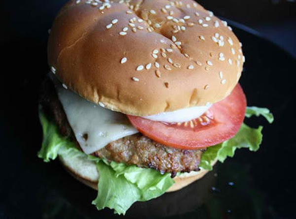 Not Your Every Day Turkey Burger Recipe