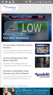 WQRF WTVO News MyStateline.com- screenshot thumbnail