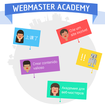 Intro to Webmaster Academy - Search Console Help