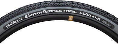 Surly ExtraTerrestrial Tire - 650b x 46, Tubeless, Black/Slate, 60tpi alternate image 1