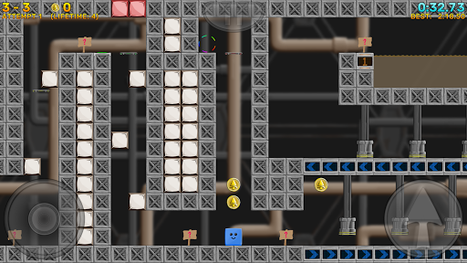 GIF: The Game of Inevitable Frustration - screenshot