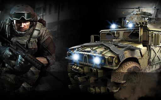 Army Transport Truck Driver : Military Games 2019 apkmind screenshots 7