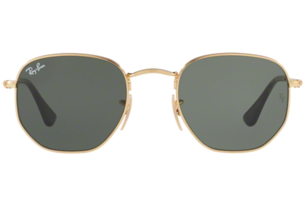 Buy Ray-Ban Hexagonal RB3548N C51 001 Sunglasses   opti.fashion a5254cae3c