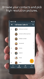 Full Screen Caller ID PRO APK MOD APK 15.1.8 [Preamium] 2