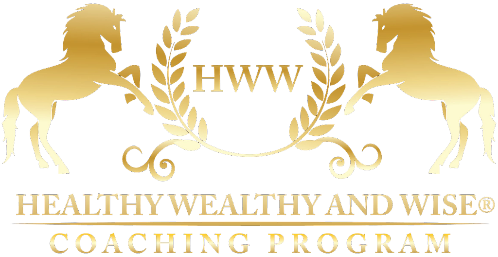 Healthy Wealthy and Wise Logo