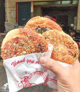 上海阿英烤燒餅