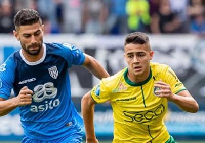 Deze zomer nog maar vertrokken bij Club Brugge: 18-jarig Belgisch talent krijgt basisplaats in Eredivisie