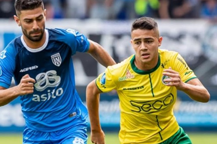 Bruges laisse filer un talent de 18 ans, déjà titulaire à deux reprises en Eredivisie