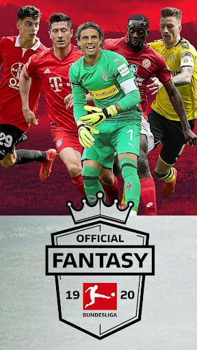 Official Fantasy Bundesliga screenshots 1