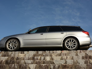 レガシィツーリングワゴン BP5 2004年型(アプライドB) GT(5MT)のカスタム事例画像 ミソさん@BPさんの2020年03月08日18:44の投稿