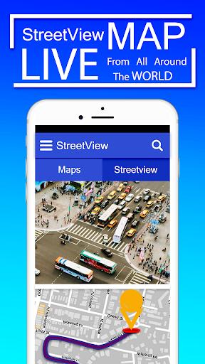 Street View Live – Global Satellite Live Earth Map 1.0.0 screenshots 3