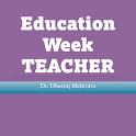 Education Week Teacher icon
