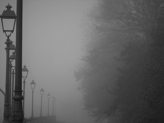 Malinco.....Nebbia