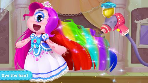 Little Monster's Makeup Game apkpoly screenshots 5