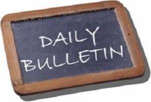 Image result for images for daily bulletin