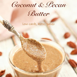 Homemade Coconut & Pecan Butter