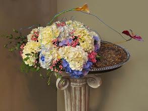 Photo: Floral Designer: Jo Statts Bella Vista Garden Club