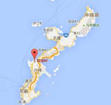 地図:琉球村