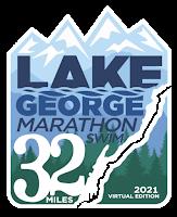 Virtual Lake George Marathon Swim 2021
