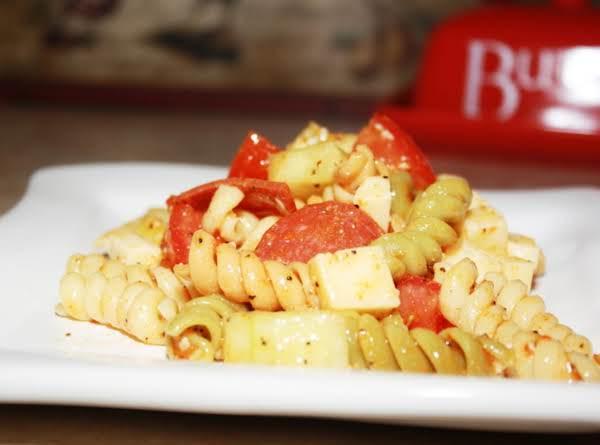 Zesty Pasta Salad Recipe