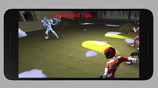 Tips for Power Rangers Dino - náhled