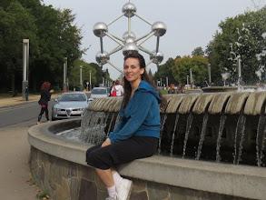 Photo: The Atomium Bruxelles, Belgium