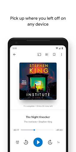 Google Play Books - Ebooks, Audiobooks, and Comics 5.10.7_RC09.322191915 Screenshots 2