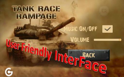 戦車レース暴れ3D