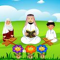 Teaching Quran - Amm Teaching  prayer and wudoo icon