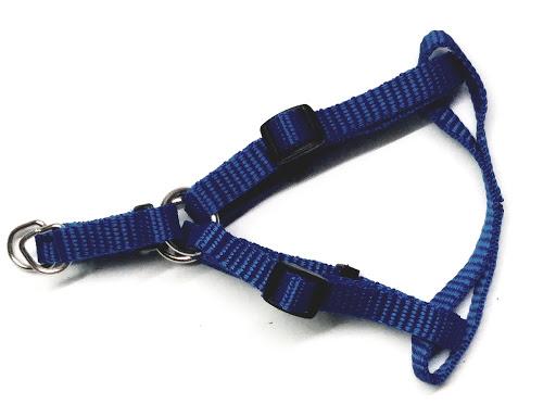 accesorio para mascotas resun pechera nylon ajustable 15mm x 30/50cm