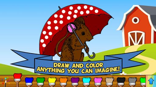 Coloring Book Fun android2mod screenshots 3