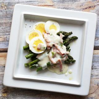 Chicken Asparagus Cream Sauce Recipes.