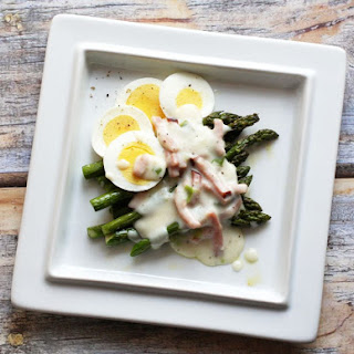 Chicken Asparagus Cream Sauce Recipes.