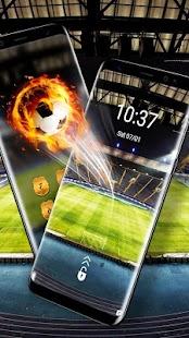 Barcelona Football Theme - náhled
