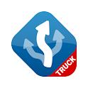 MapFactor Navigator Truck Pro: GPS Navigation Maps icon