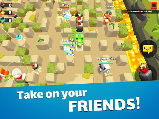 Battle Bombers Arena screenshot 11