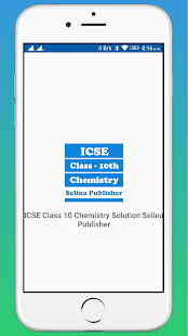 icse class 10 chemistry solutions selina publisher apps on google play