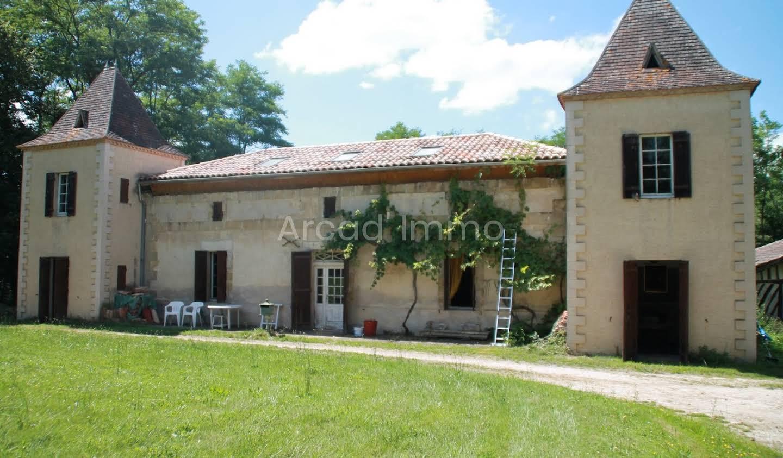 Maison Saint-Barthélemy-d'Agenais