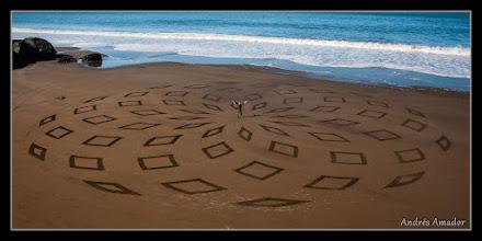 Photo: 'Cosmic Flower', Stinson Beach, CA