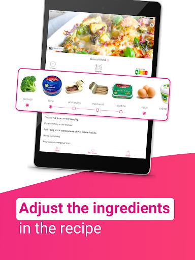 Magic Fridge: Easy recipe idea and anti-waste 4.2.3 screenshots 9
