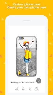 Phone Case Maker - Custom Mobile Cover T Shirt Mug - náhled